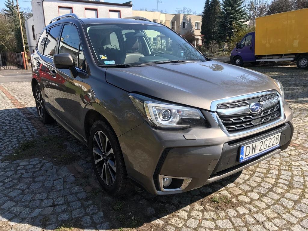 Subaru Forester Xt 2 0turbo Wersjaplatinium Fa Vat 9095731899 Oficjalne Archiwum Allegro