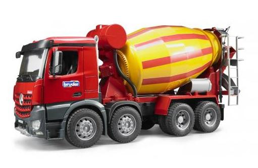 Bruder 03654 Mercedes Arocs betoniarka