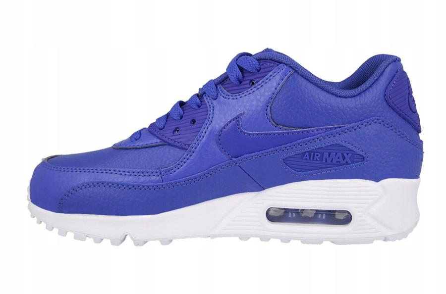 Nike Air Max 270 Trainers In Blue AH8050 402 Blue, kolor niebieski
