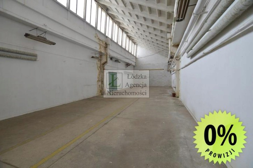 Magazyny i hale, Łódź, Bałuty, Teofilów, 345 m²
