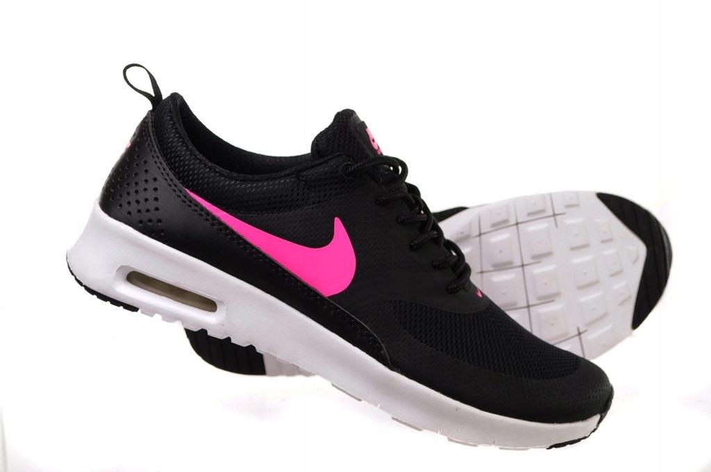 Nike Air Max Thea Buty Damskie Sportowe Czerń 37,5