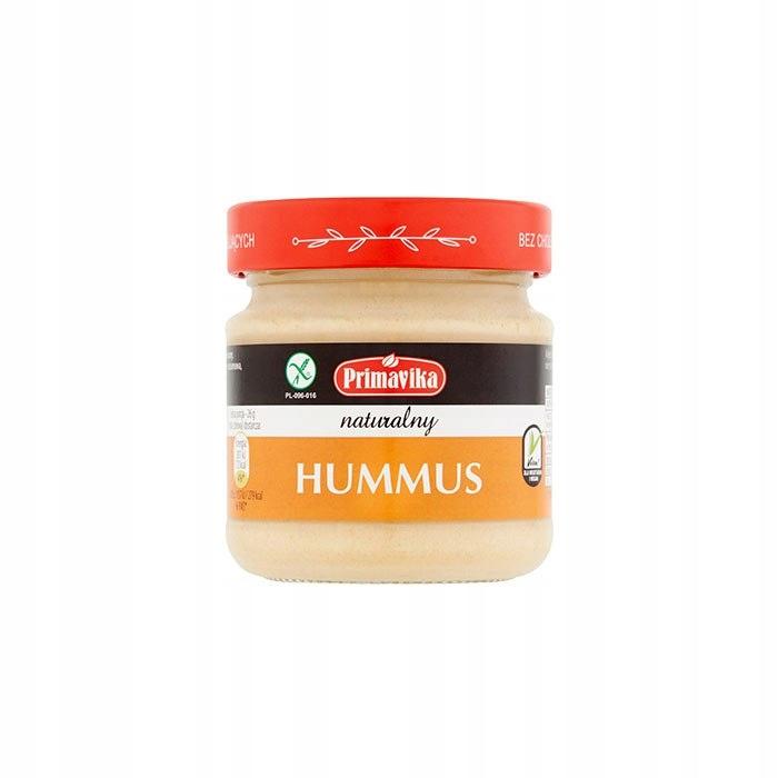 PRIMAVIKA Hummus naturalny 160g