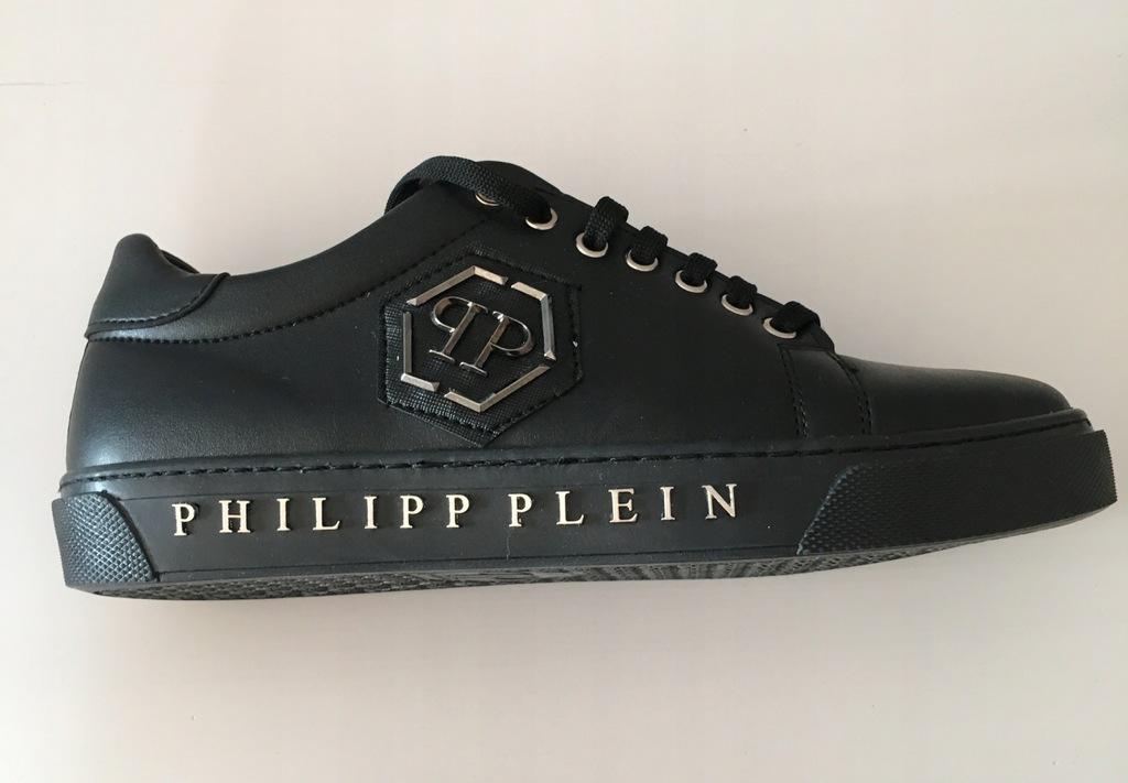 STYLOWE BUTY PHILIPP PLEIN PP ROZMIAR 41 SNEAKERSY