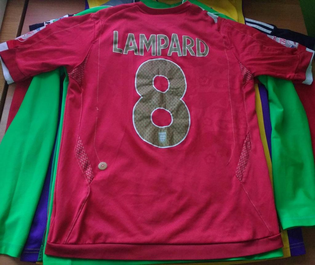 Umbro Anglia Lampard CHELSEA LONDYN PREMIER LEAGUE