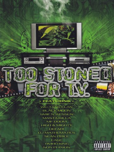DVD V/A Too Stoned For Tv