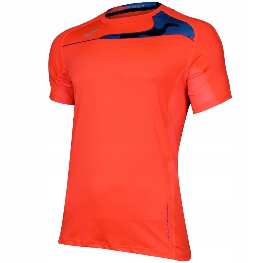 Męskie Koszulka JOMA OLIMPIA S/S -XL-
