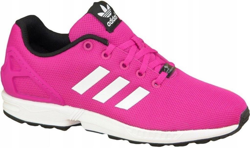 Adidas Buty damskie ZX Flux K różowe r. 36 23 (S7