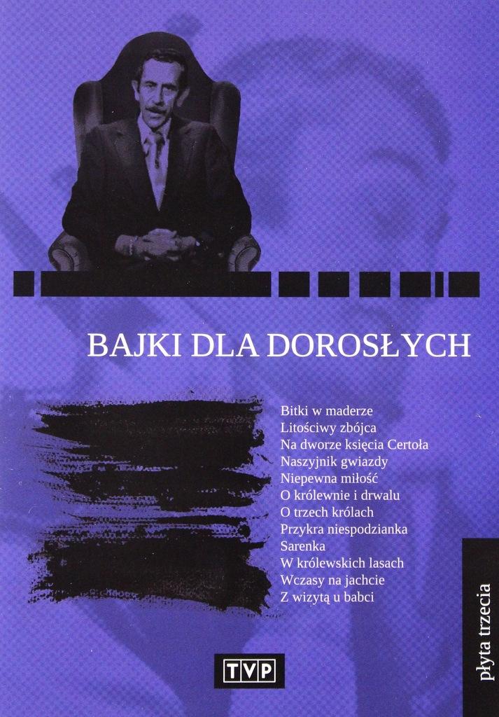 BAJKI DLA DOROSŁYCH 3 (DVD)
