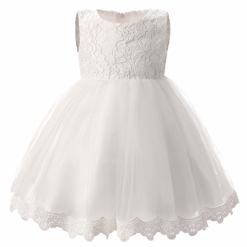 Elegancka sukienka chrzest ślub 6 kolorów 4-6 mc