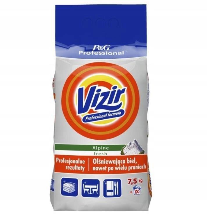 VIZIR Proszek do prania Regular 7,5 kg