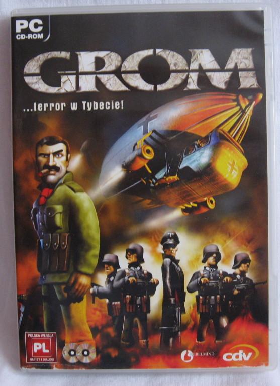 GROM ...terror w Tybecie - PC PL