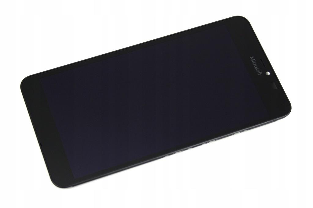 NOKIA MICROSOFT LUMIA 640XL WYŚWIETLACZ +RAMKA LCD