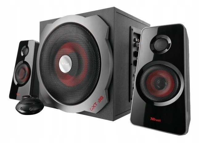 Trust GXT 38 2.1 Ultimate Bass Speaker Set