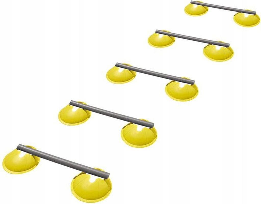 Płotki treningowe przeszkody do ćwiczeń Dunlop