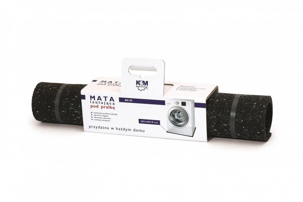 K&M Mata izolująca pod pralkę AK159