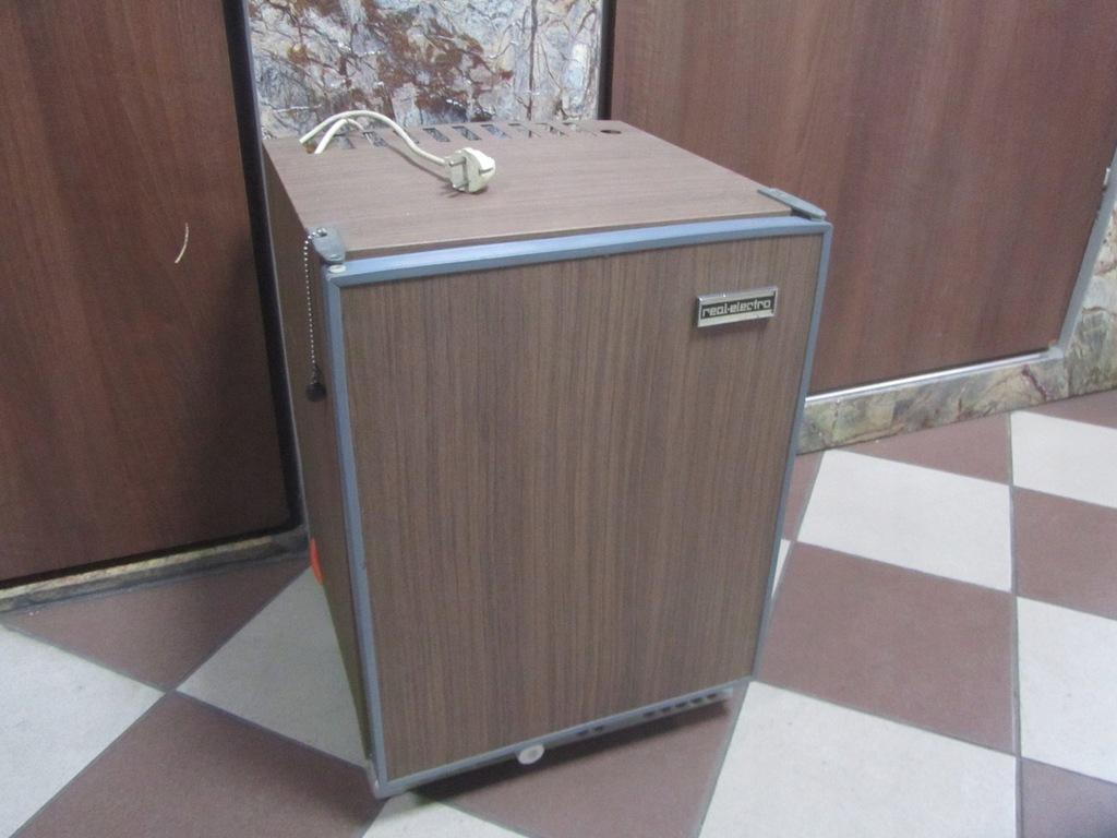 Lodówka Kempingowa 3w1 GAZ 12/230V REAL-ELECTRO