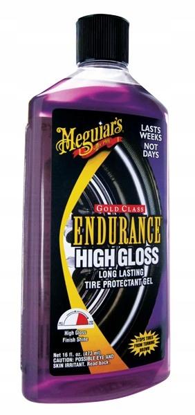 Meguiars Endurance - żel do nabłyszczania opon