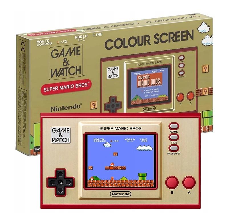 Konsola Nintendo Game & Watch Super Mario Bros