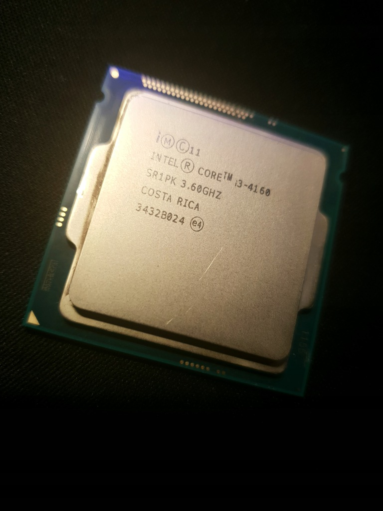 Intel Core i3 4160 3.6GHz LGA 1150