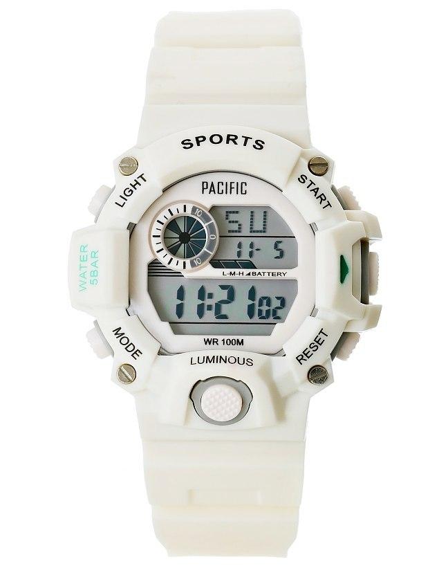 Zegarek Męski Pacific 208L-8 10 BAR Unisex Do PŁYW