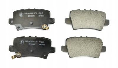 Klocki hamulcowe Honda CIVIC FD CR-V III RE CR-V I