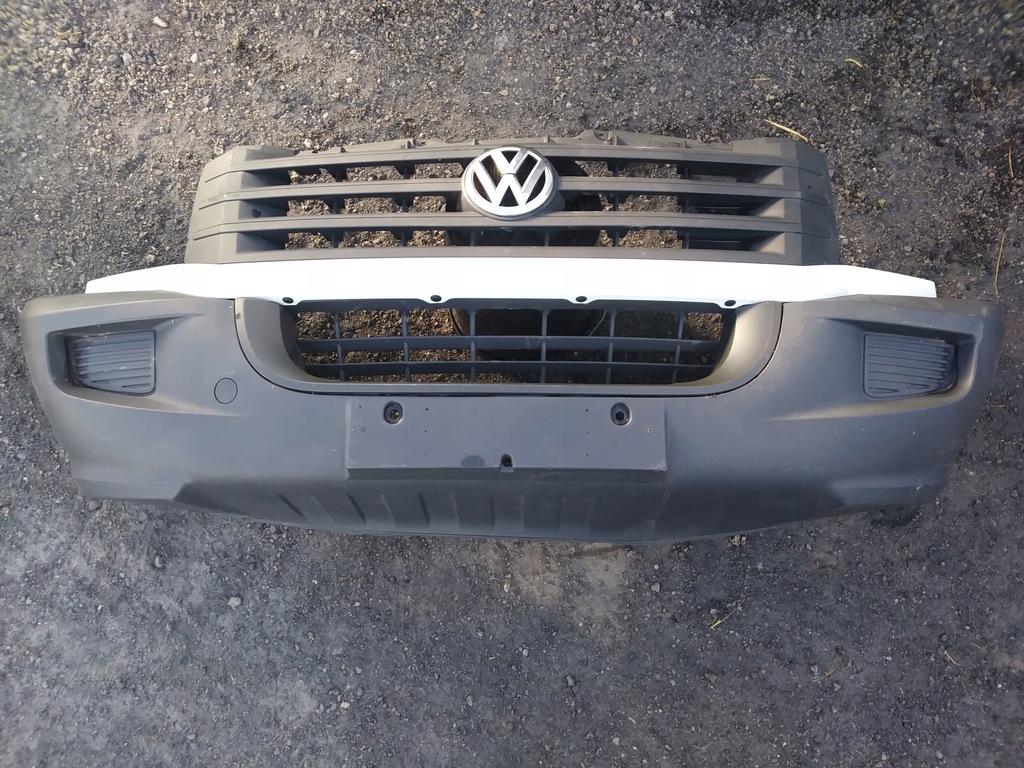 Zderzak Przod Przedni VW Crafter Lift 11-