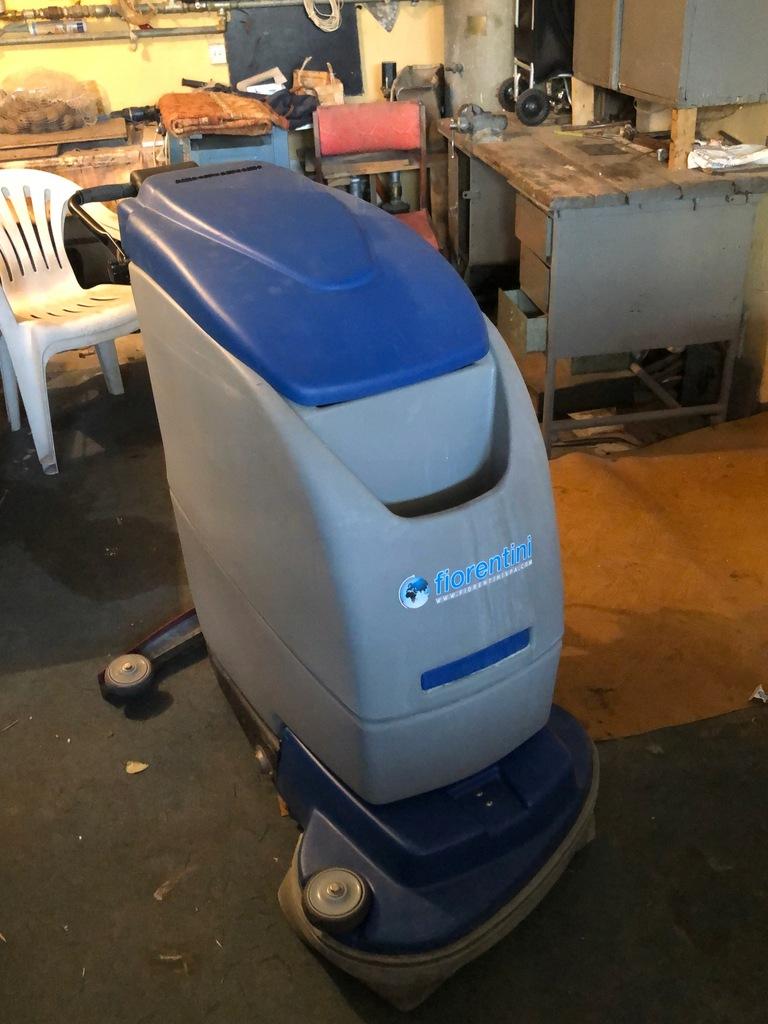 Maszyna szorująca Fiorentini Delux 55-60