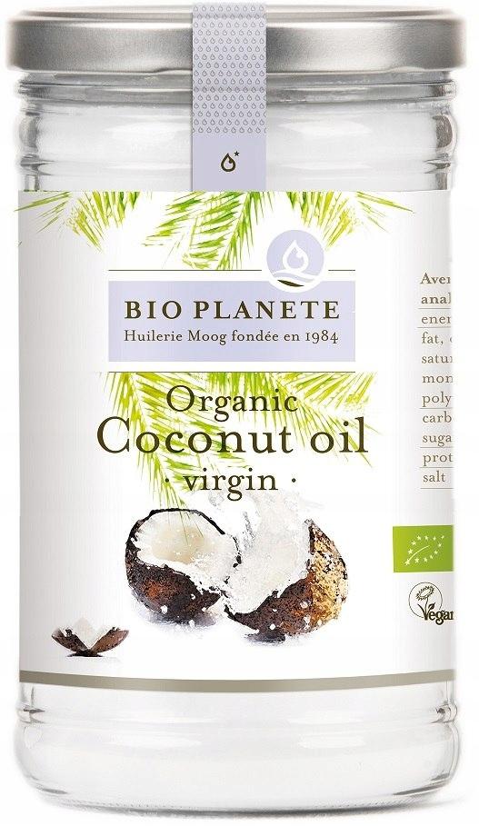 BIO PLANETE Olej kokosowy BIO 950ml extra virgin