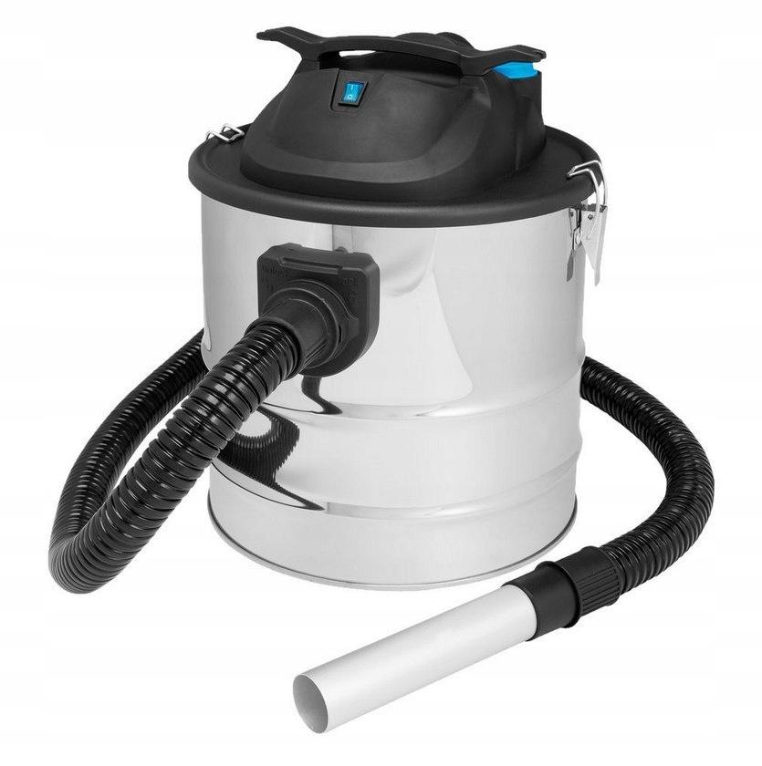 Odkurzacz kominkowy 18L funkcja czyszczenia filtra
