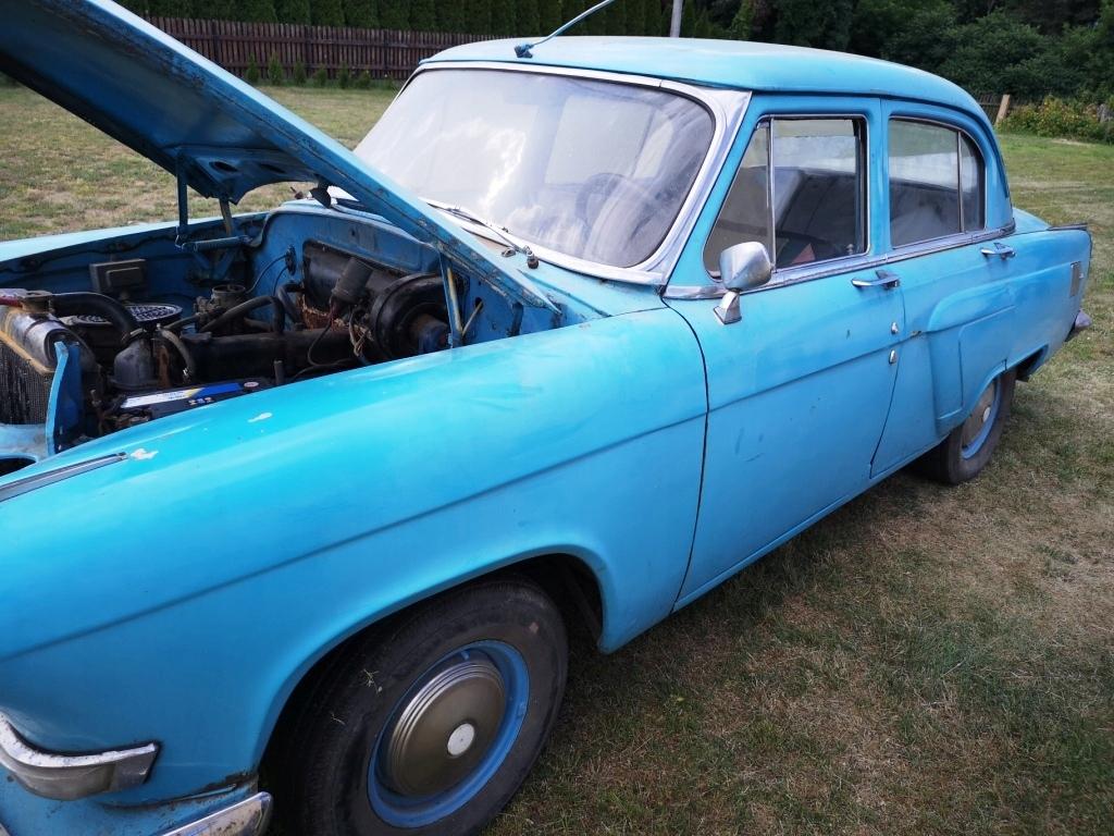 Wołga 21 GAZ 1958