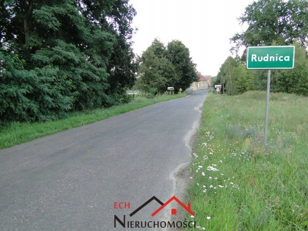 Działka, Rudnica, Krzeszyce (gm.), 2100 m²