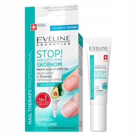 Eveline STOP nieestetycznym skórkom żel do skórek