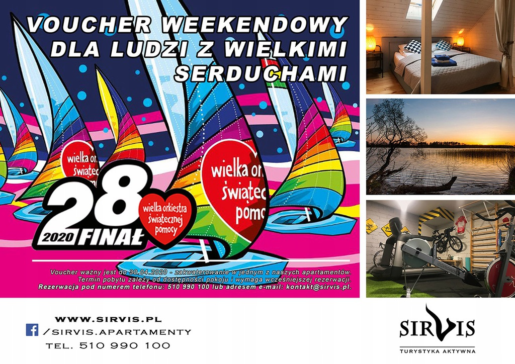 WEEKENDOWY VOUCHER - www.sirvis.pl