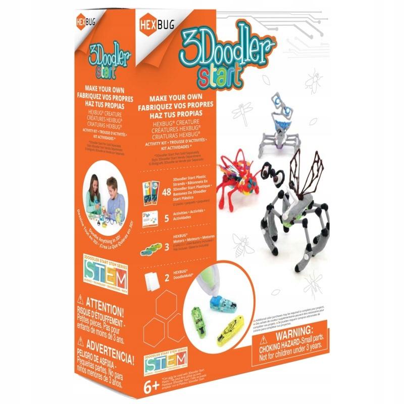 Szablony do druku 3D 3Doodler Start Creature ECO