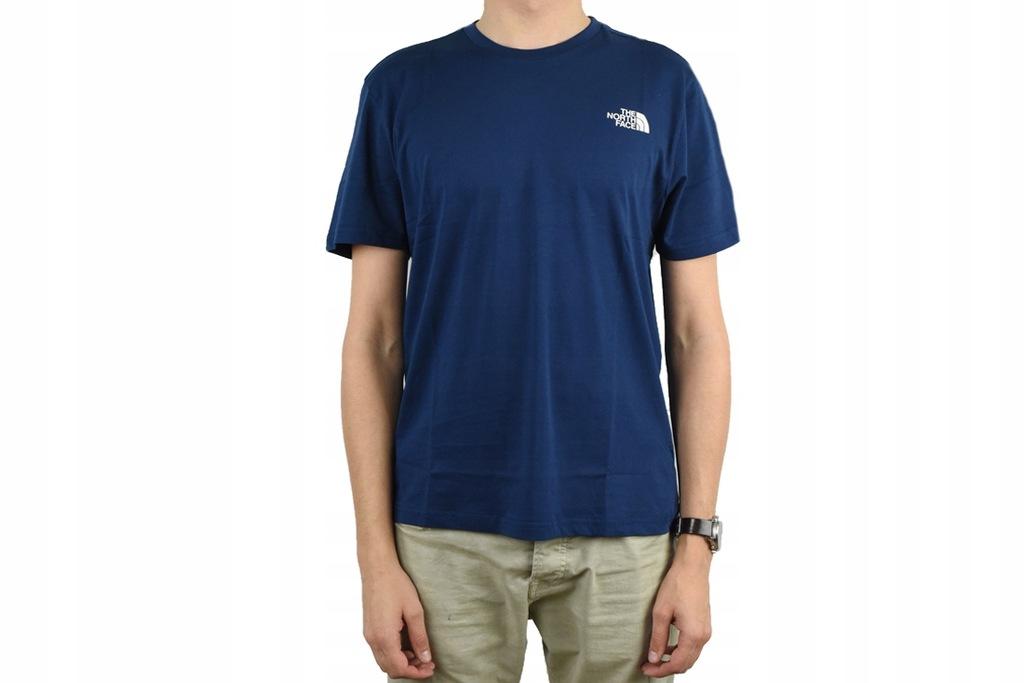 THE NORTH FACE SIMPLE DOME TEE (L) Męski T-shirt