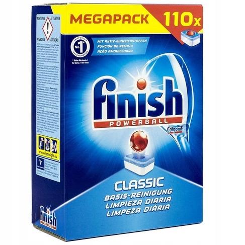Tabletki do zmywarki Finish Classic 110