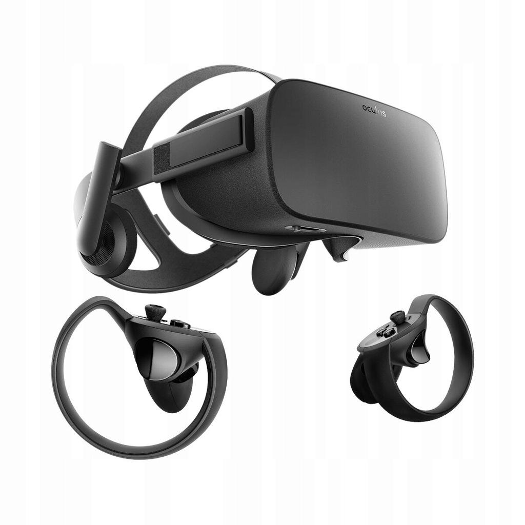 Gogle Wirtualnej rzeczywistości. Oculus rift.