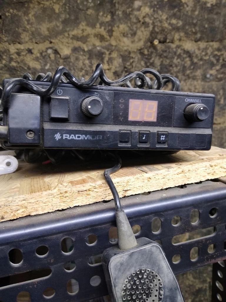 RADMOR 3025C TAXI CB RADIO SIBI