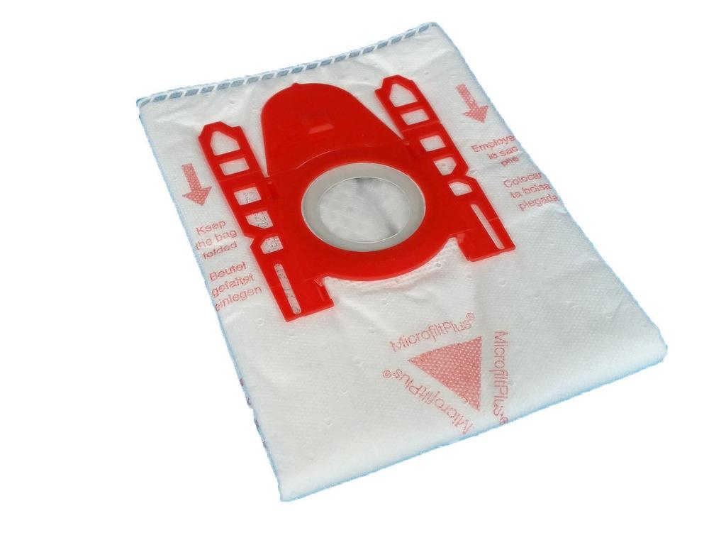 10x Staubsaugerbeutel Papier für Siemens VS Q4G0000 bis 9999 Q4.0
