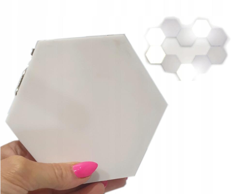 Lampa Modułowa LED Dotykowa PLASTER MIODU+ZASILACZ