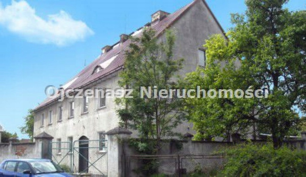 Komercyjne, Biechów, Pakosławice (gm.), 1281 m²