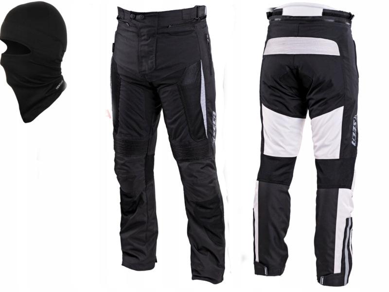Spodnie motocyklowe SECA HYBRID II REISSA L