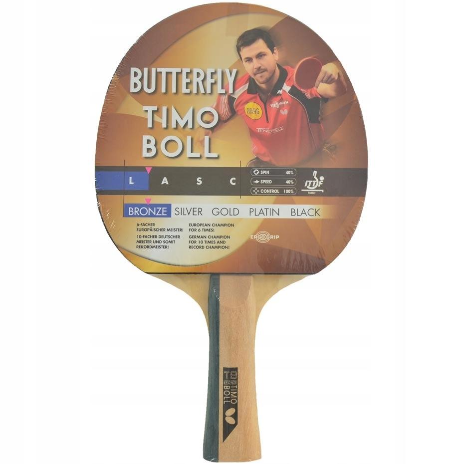 Rakietka do ping ponga Butterfly Timo Boll Bronce