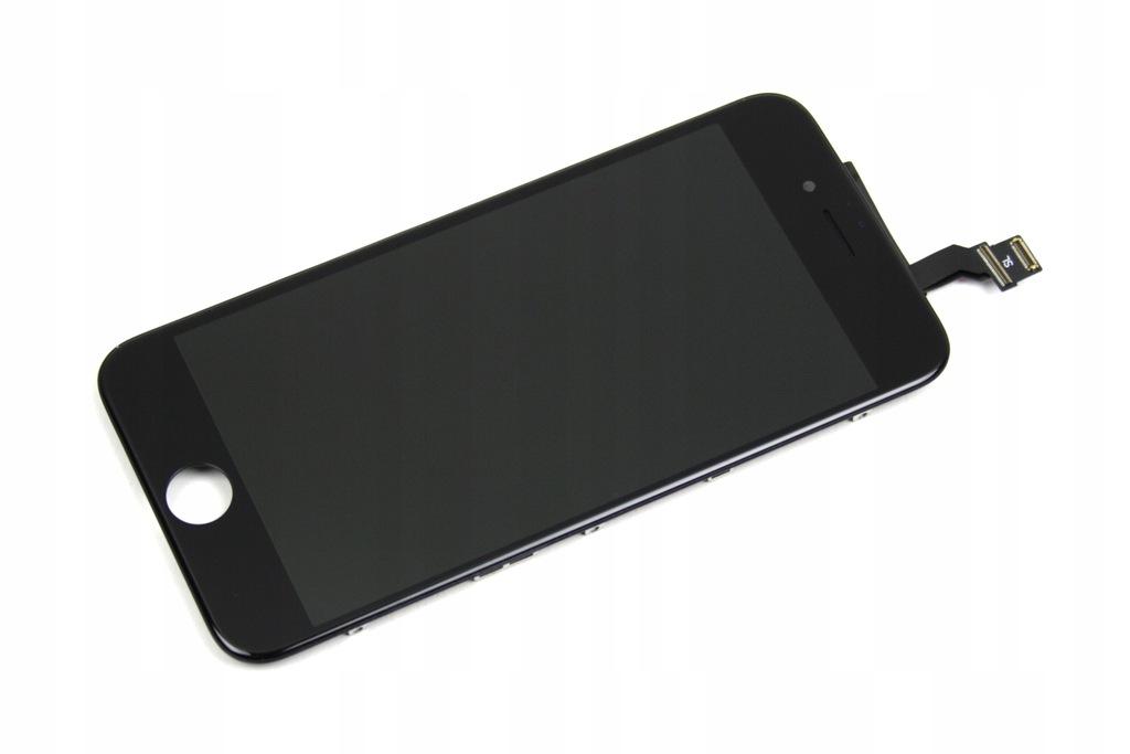 LCD WYŚWIETLACZ DOTYK DO APPLE IPHONE CZARNY 6