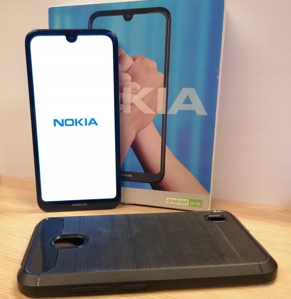 Smartfon Nokia 2.2 2/16 GB szary + CASE