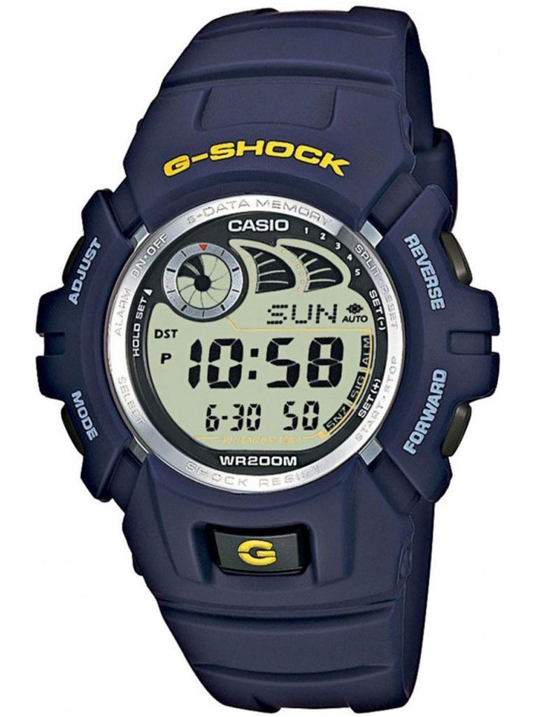 Zegarek G-SHOCK NA KOMUNIĘ dla chłopca CASIO + BOX