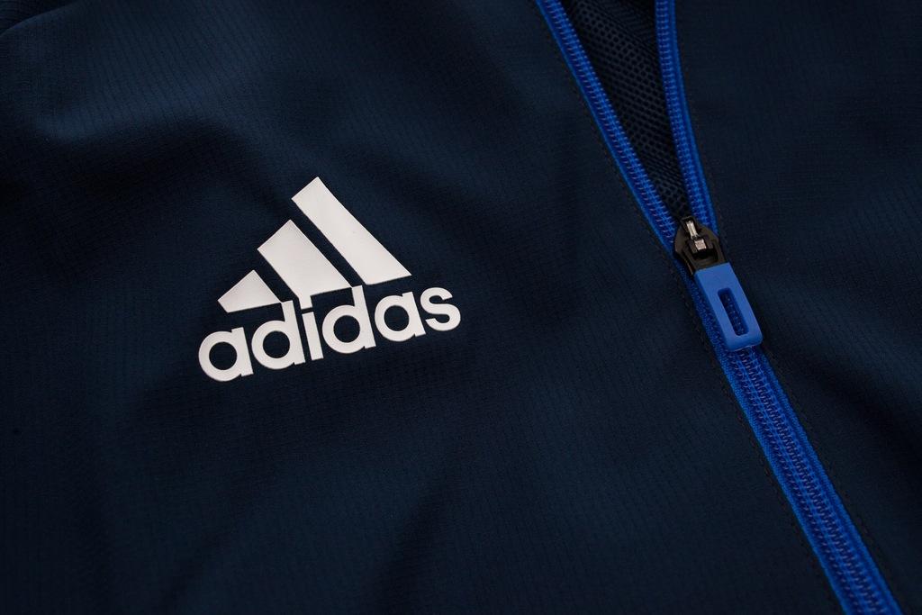 Kurtka Adidas chlopieca wiatrowka Tiro 17 BQ2784