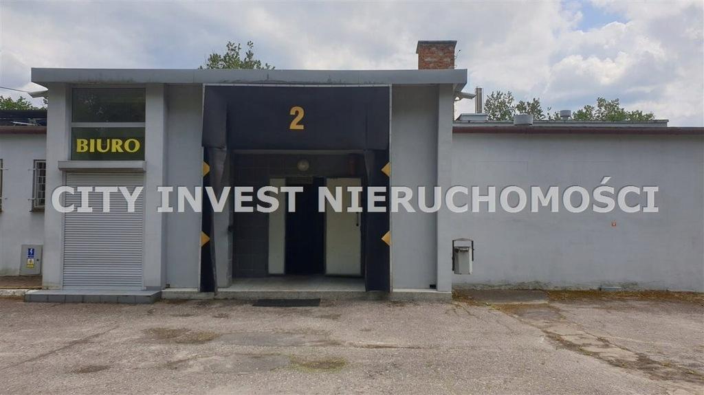 Komercyjne, Łagów, Łagów (gm.), 1800 m²
