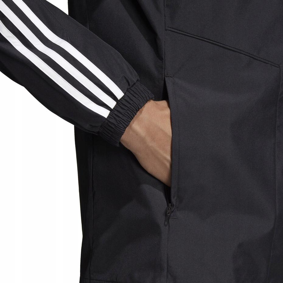 adidas przejściowa kurtka na deszcz sportowa