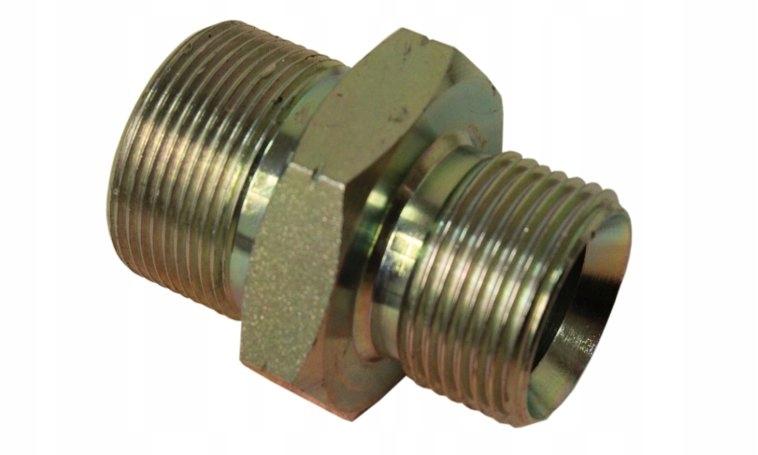 Złącze nypel hydrauliczny redukcyjny 3/4 x M30x1,5